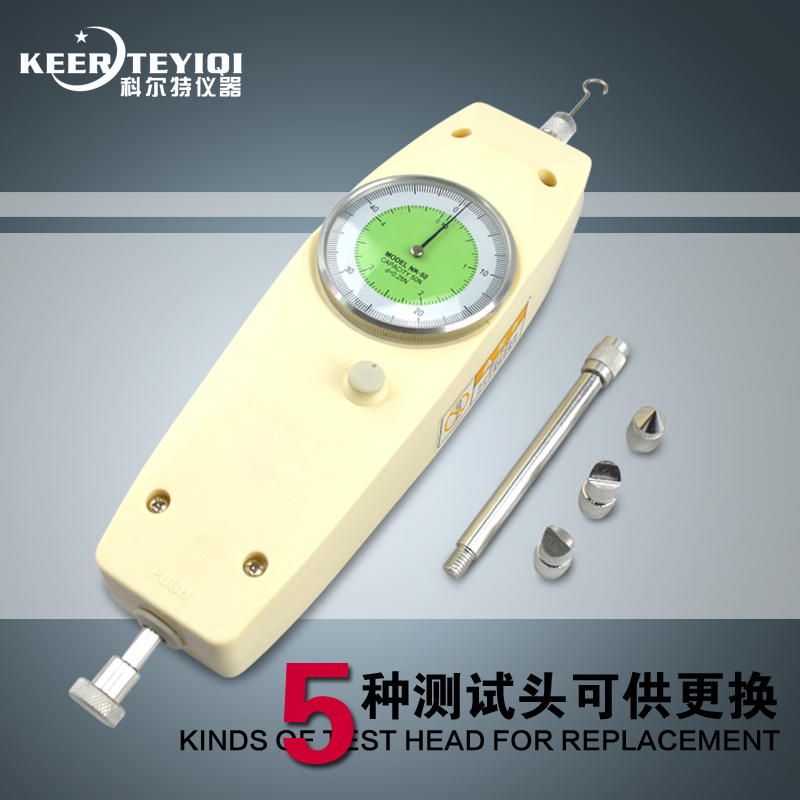 ââK公æ¤pointer pushed rally rally spring dial drawing forcemeter folder with pressure tester