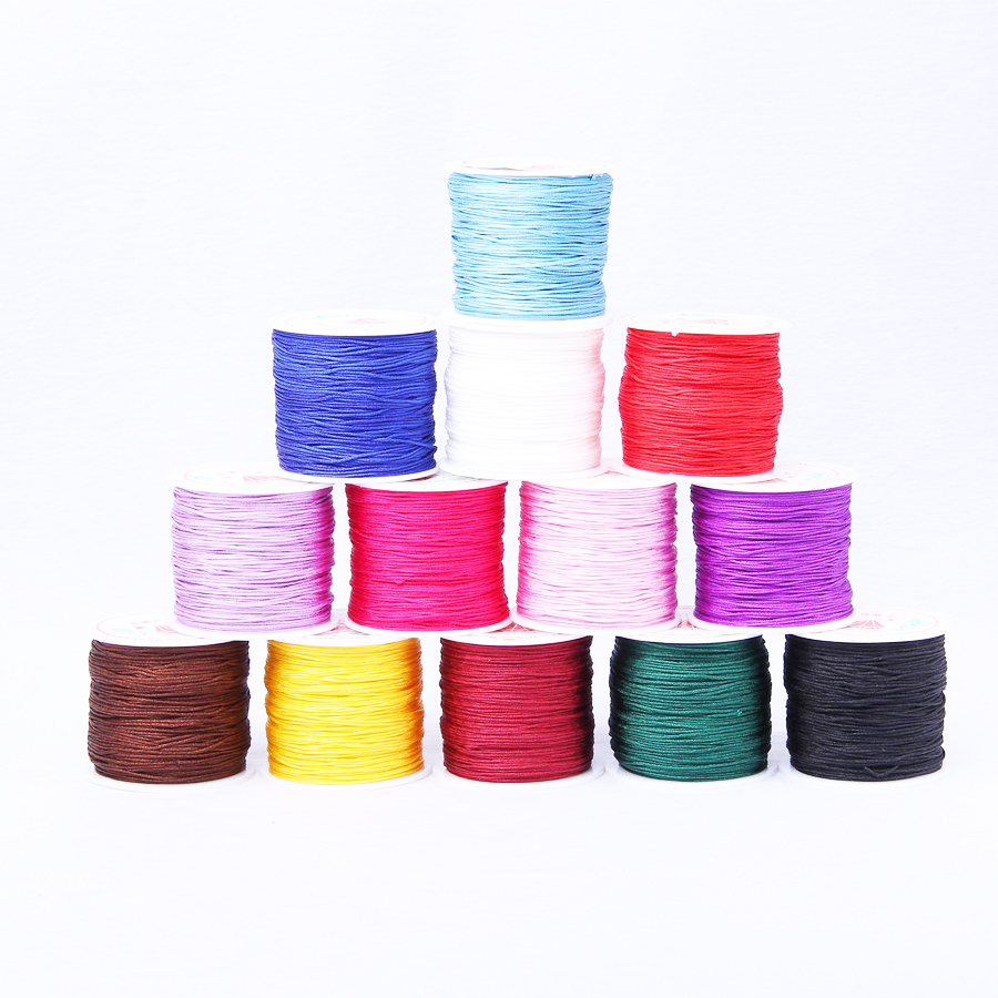 Kabob no. 72 wire taiwan line jade chinese knot wire line diy red string line hand line