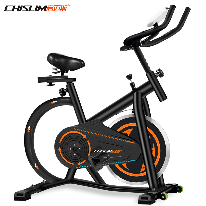 Kai mays spinning exercise bike mute indoor exercise bike home fitness equipment to lose weight exercise bike pedal