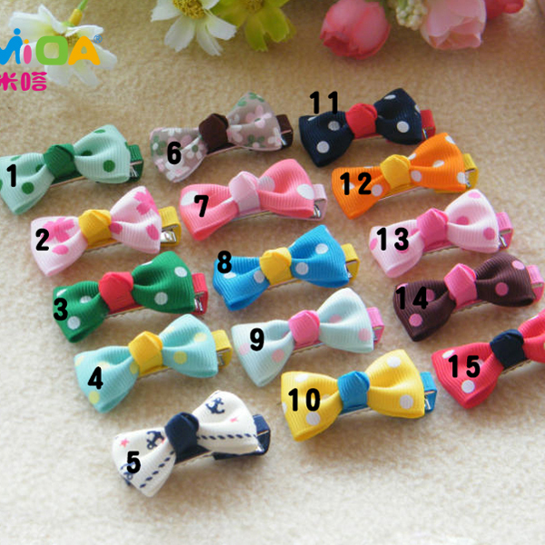 Kamida small korean children hair ornaments head ornaments baby girls clip children child baby hairpin bb clip color clip