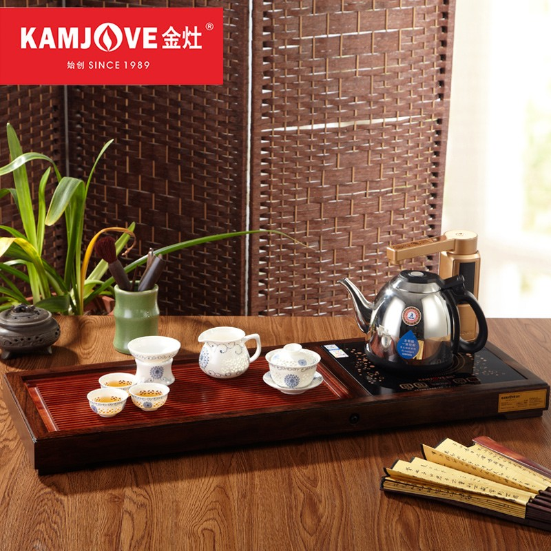 Kamjove/gold stove R-58/59 rosewood ancient bo automatic tea machine automatic tea tray tea tray tea sea