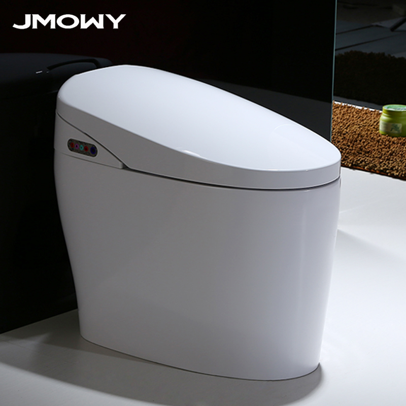 Kat husbandry european imports one smart toilet without cistern induction electronic remote control intelligent smart toilet toilet toilet