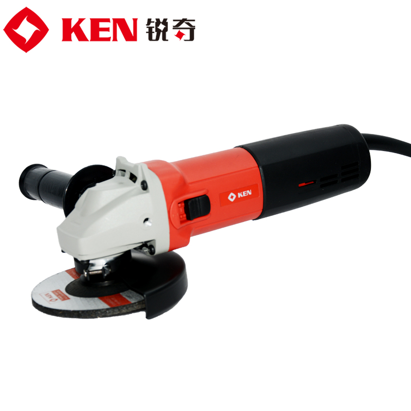 Ken grinder 9925c high power 125mm large electric power tools angle grinder metal cutting machine polishing machine