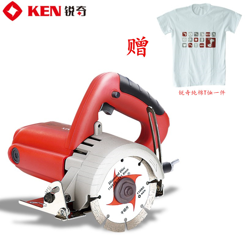 Ken ken4210 wood marble tile marble machine power multifunction home portable cutting machine