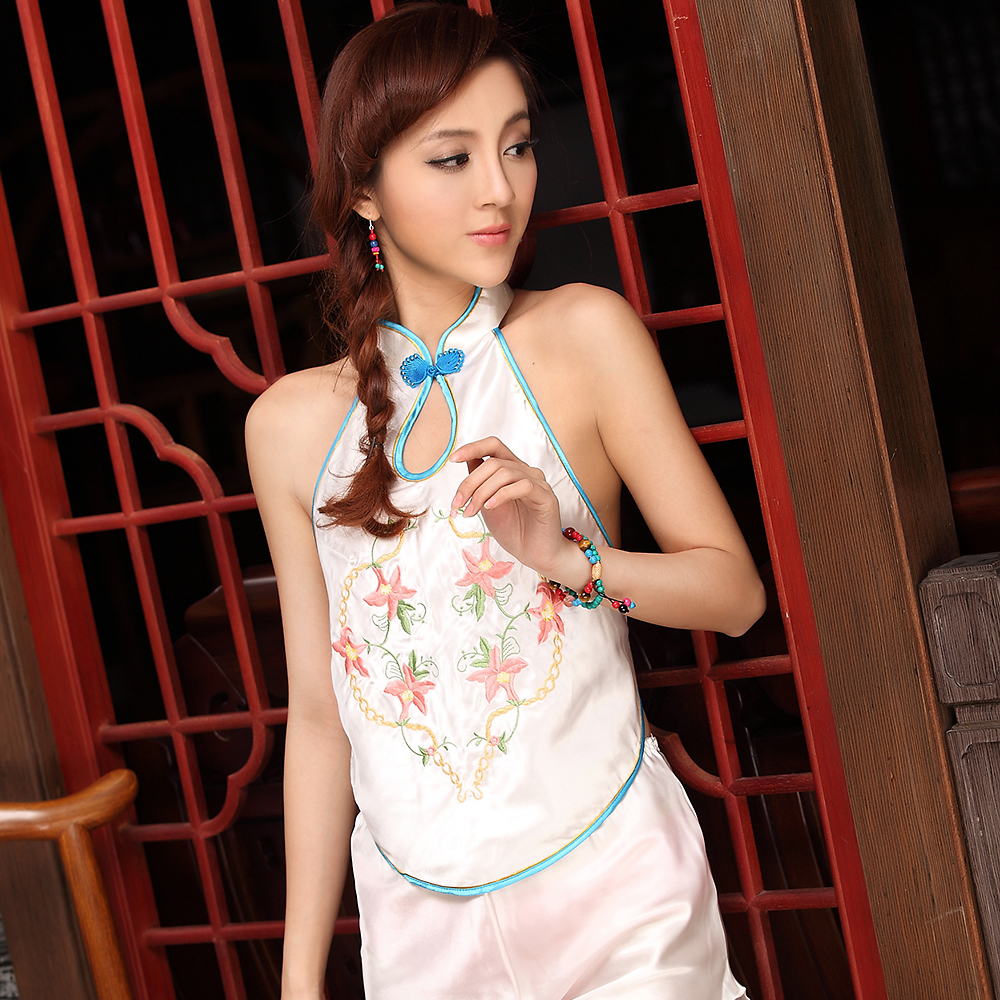 a6a6ed9290 Buy  Kerry  reliance classical ethnic chinese style womens underwear  pajamas suit fashion sense of female apron   chinese knot in Cheap Price on  Alibaba.com