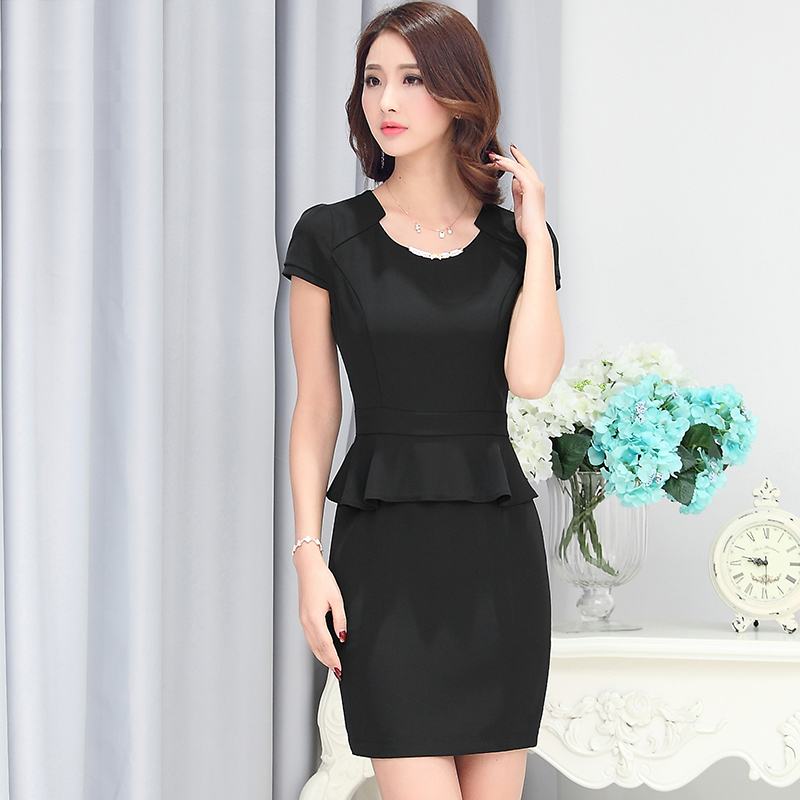 Kim wai lok spa nail beautician beauty salon overalls overalls short sleeve suit overalls beautician sleeve dress uniforms