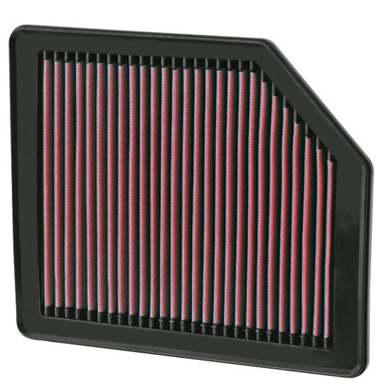 Kn high flow style bmw 5 series e60/e61 523 525 528 530 style air filter