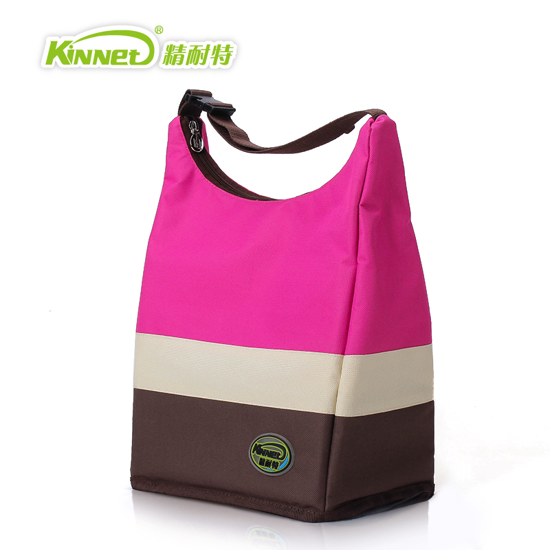 Knight fine rose stitching portable thicker insulation package ice pack ice pack cooler bag fresh breast milk storage bags post