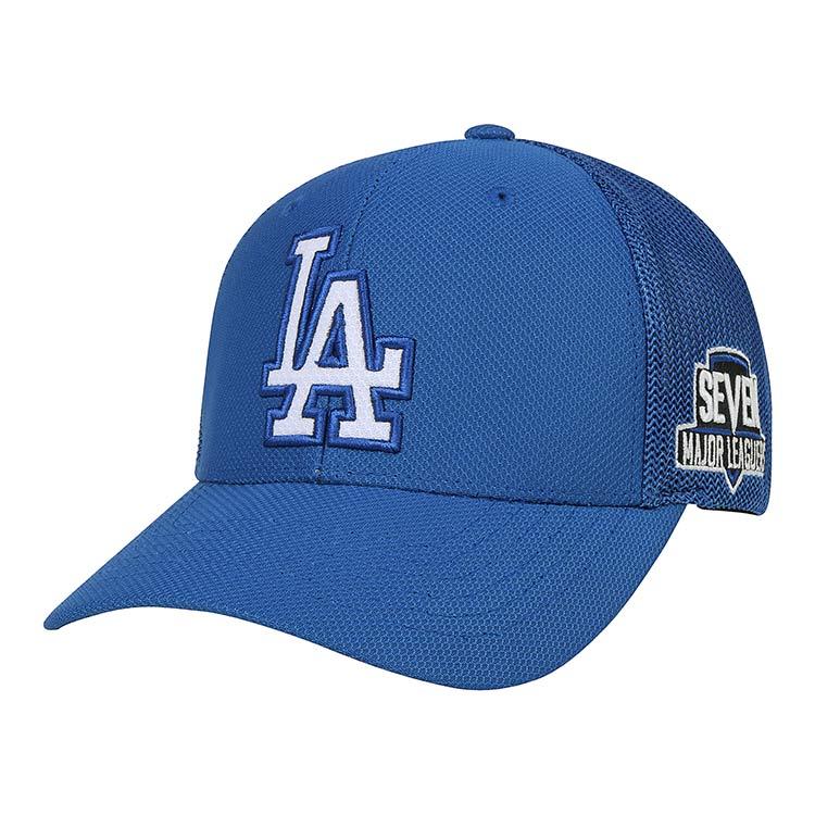85ceb95924ea49 Get Quotations · Korea-mlb dodgers baseball cap, La full caps for men and women  mesh cap