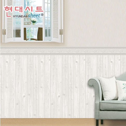 Korea pastoral style wood environmental thick waterproof pvc wallpaper adhesive stickers living room backdrop wallpaper