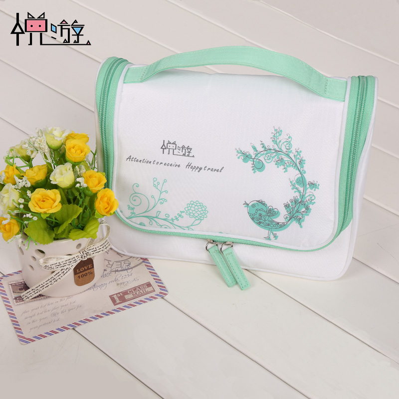 Korea portable travel kit wash bag travel travel essential supplies waterproof storage bag cosmetic bag lady