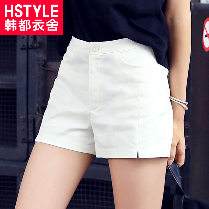 Korean homes have clothes 2016 new summer casual shorts female summer casual pants outer wear hundred korean version of the ride running student