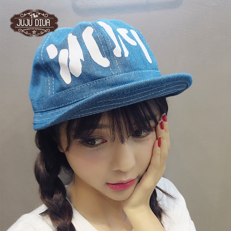Get Quotations · Korean version of the new graffiti painter hat fisherman hat  bucket hat lady autumn influx of ff46a11b91d