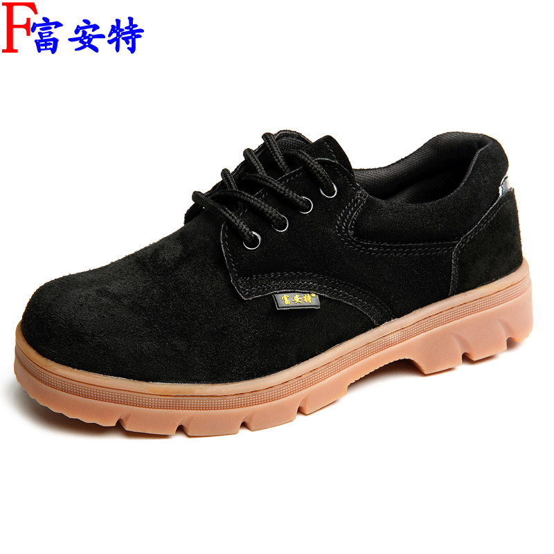 get quotations labor safety shoes safety shoes work shoes leather shoes free shipping breathable smashing stab protective shoes