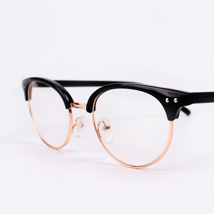 dc2cf7f2db Get Quotations · Lai seer retro eyeglass frames for men and women glasses  frame can be equipped with myopia
