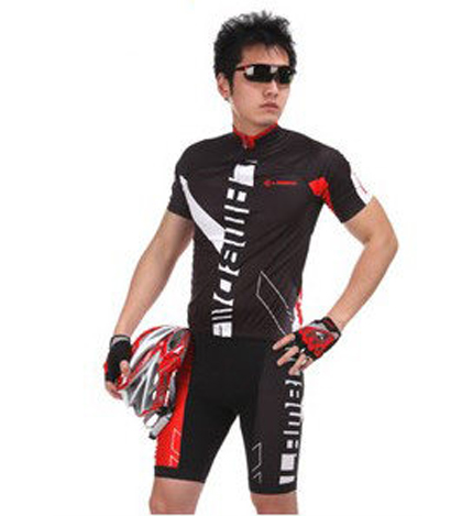 Lambda lan pada summer shorts short sleeve cycling jersey suit riding suit riding a must shadow
