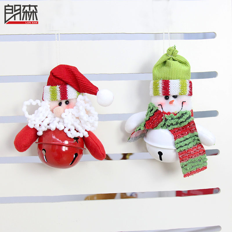 Lang sen 13cm christmas santa claus christmas snowman christmas ornaments christmas deer christmas deer christmas tree decorations christmas decorations