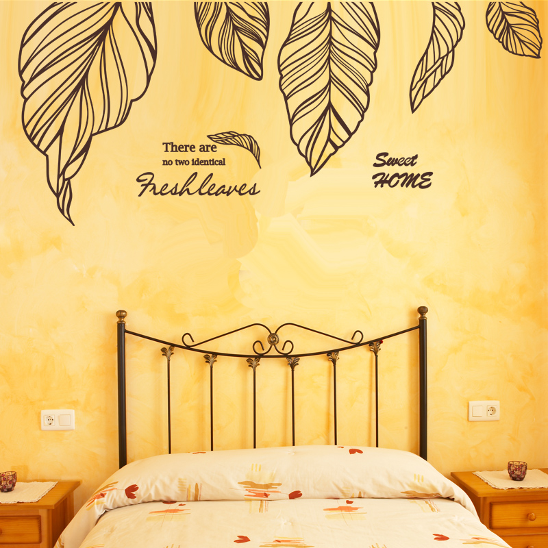 China Wall Stickers Leaves, China Wall Stickers Leaves Shopping ...