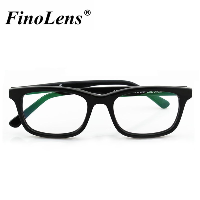 147d8424b5 Get Quotations · Large square plate retro frames myopia frame influx of  male and female models lightweight frame finished