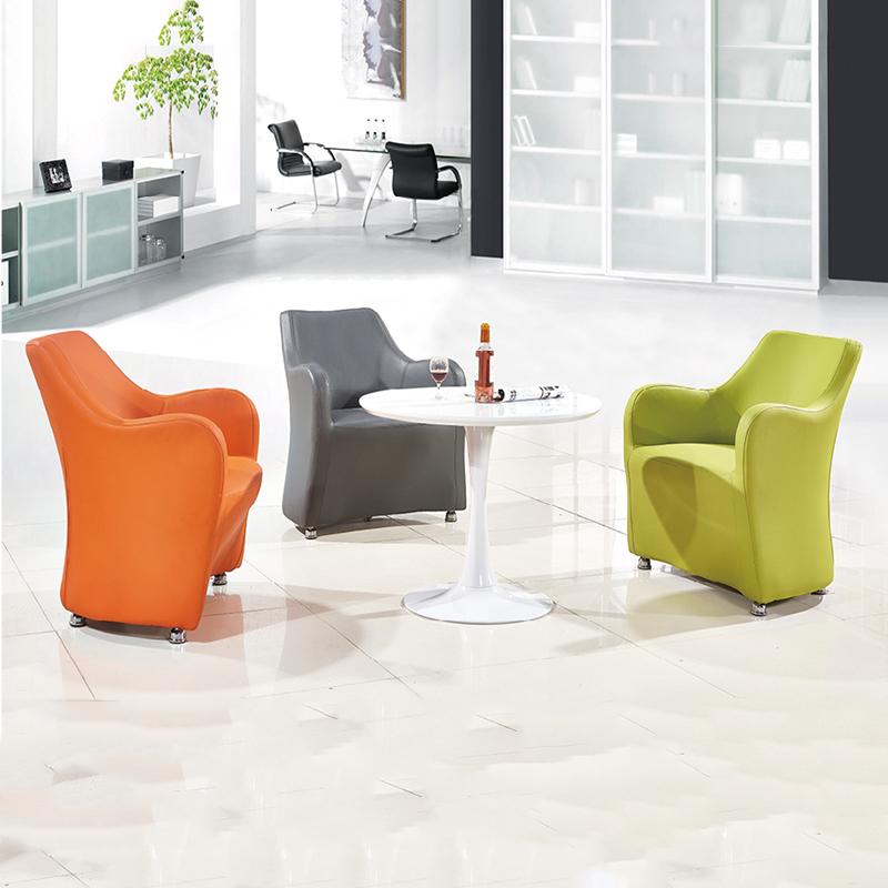 Get Quotations · Leather leather 4s shop to discuss the casual office casual seating area contact to talk about & China Customer Waiting Chairs China Customer Waiting Chairs ...