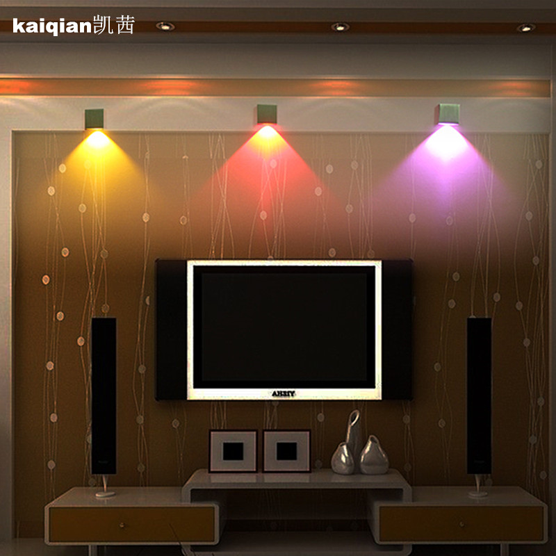 Led hotel bar lights background lights stair lights corridor lights modern minimalist wall lamp lighting efficiency lamps skirting