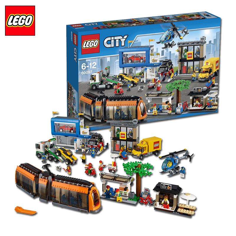 lego city guide