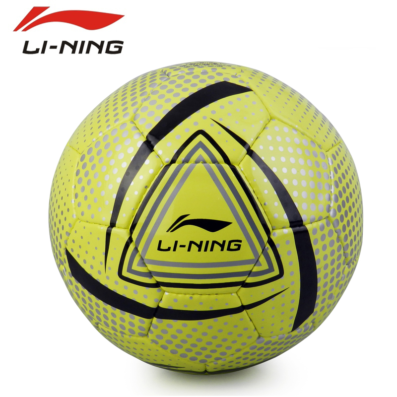 Li ning wearable football soccer ball on 5 standard football training game ball