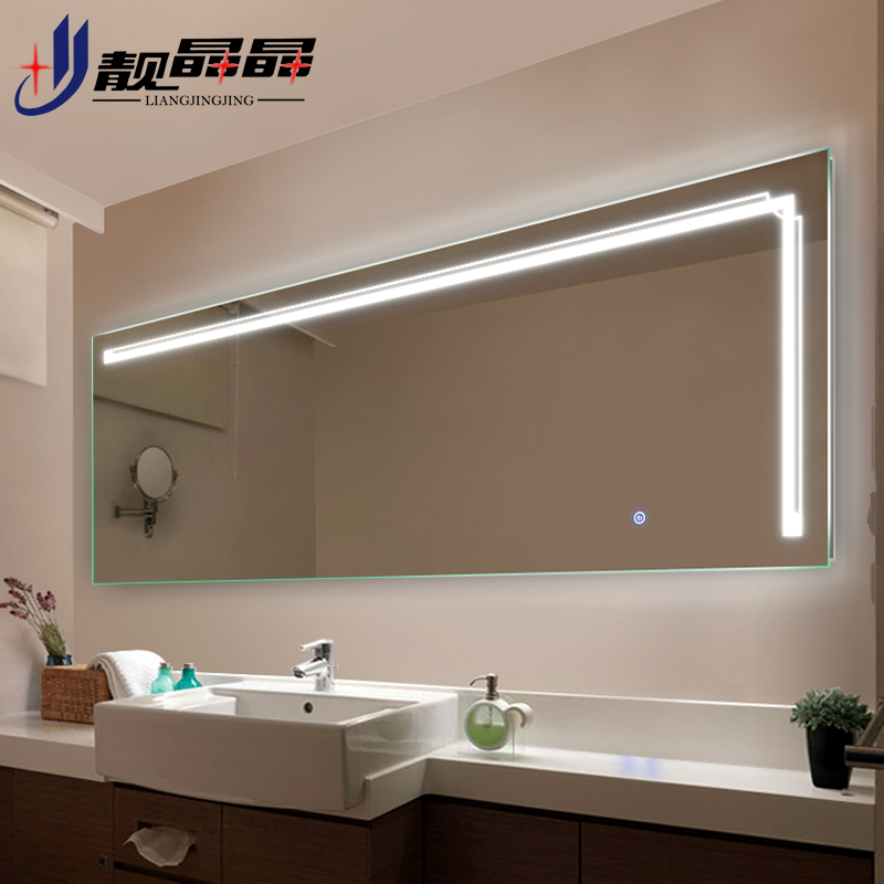Liang jingjing bathroom sink bathroom vanity washbasin wall led lamp mirror bathroom mirror bathroom mirror bathroom mirror