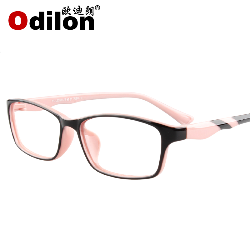 Lightweight tr90 frame full frame glasses frame finished myopia frame glasses frame glasses tide male/female models