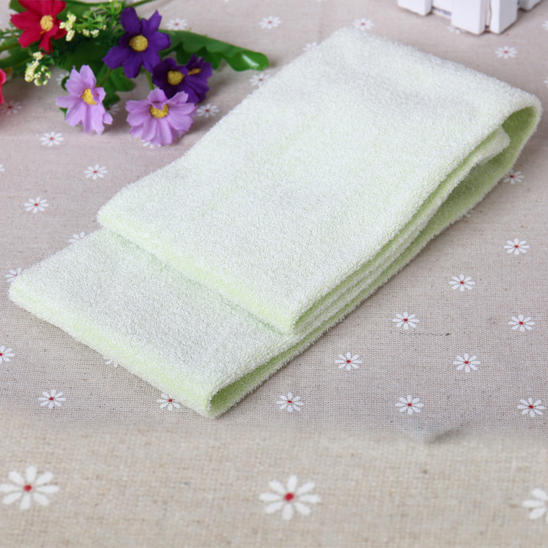 Liu shi han korea free cuozao chopping bath towel bath towel towel pull back long cuozao towel thicker