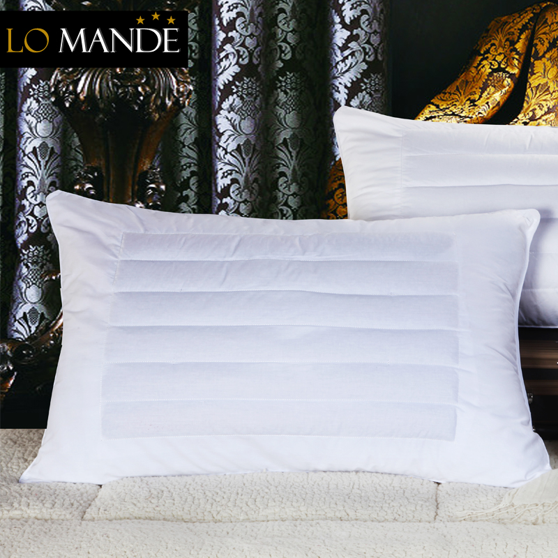 Lomond hotel bedding buckwheat pillow dual pillow neck pillow kits multifunction security