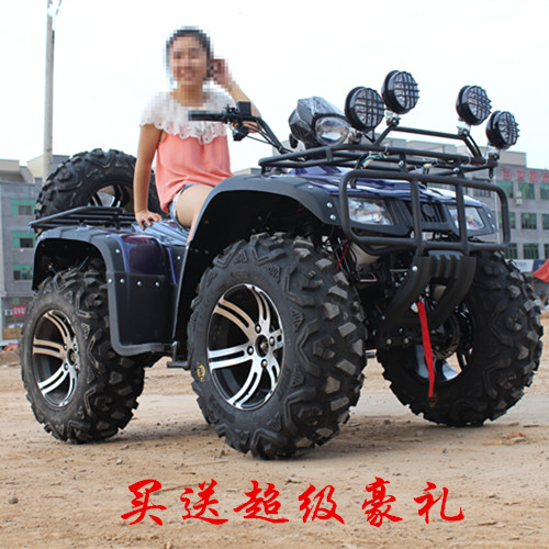 Longding big hummer atv zongshen 150-250cc motorcycle sport utility vehicle atv
