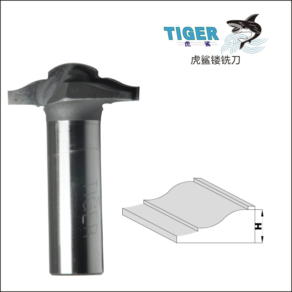 Lou cutter shark min min door cutter knife woodworking tool woodworking milling cutter knife gong
