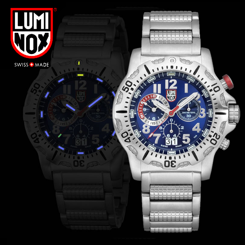 Luminox ray miele switzerland 8154.RP navy military form of outdoor waterproof men's watches