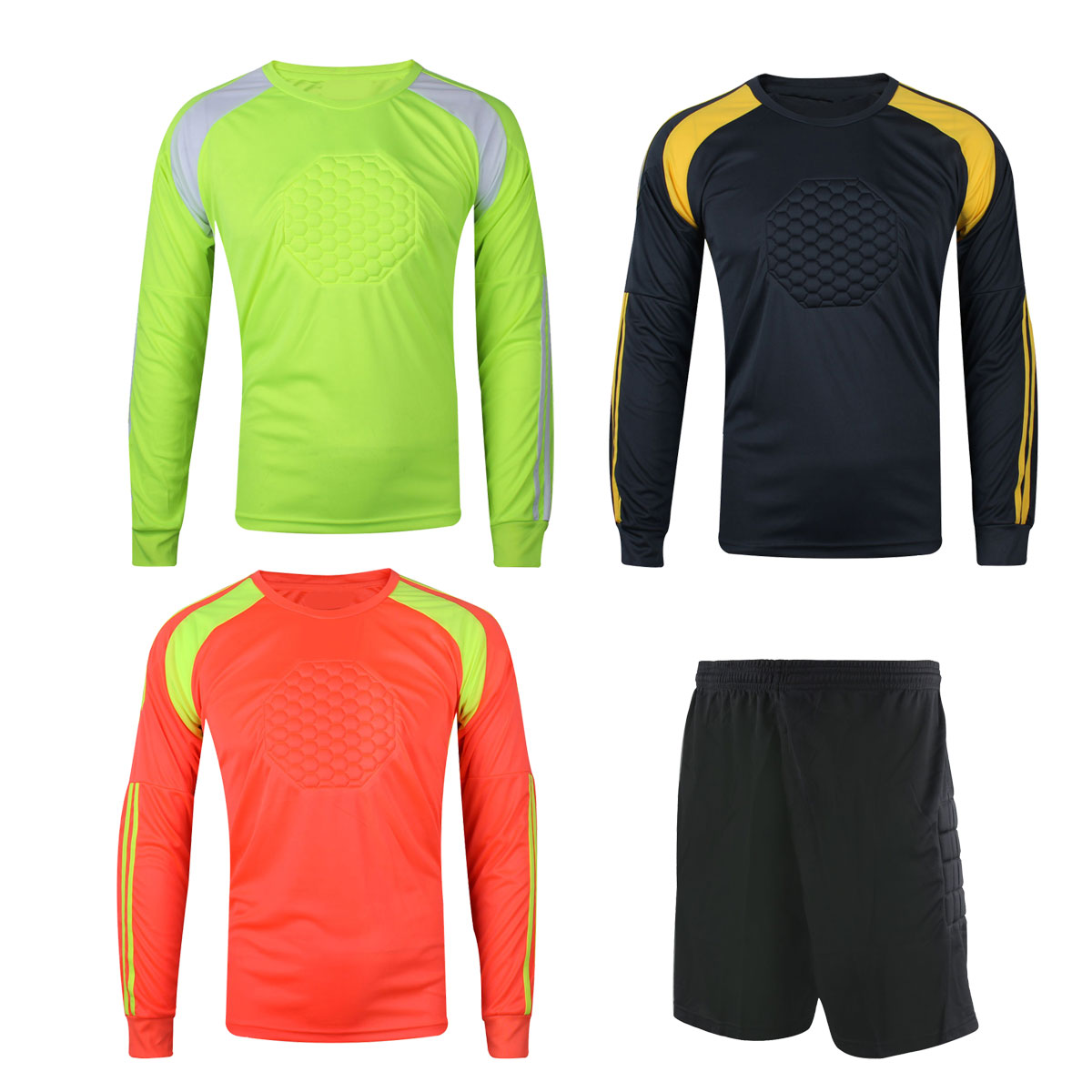 Luwint shipping goalkeeping goalkeeper clothing clothing clothing goalkeeper jersey dress clothes adult children dress shirt football clothes longmen longmen