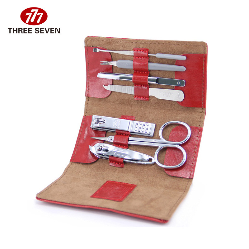 [Lynx supermarket] south korea 777 nail manicure set NTS-2882 home manicure set nail tools