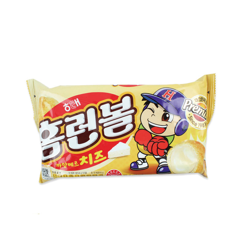 [Lynx supermarket] south korean imports zero food sea too cheese puffs ball biscuit cake 46g %
