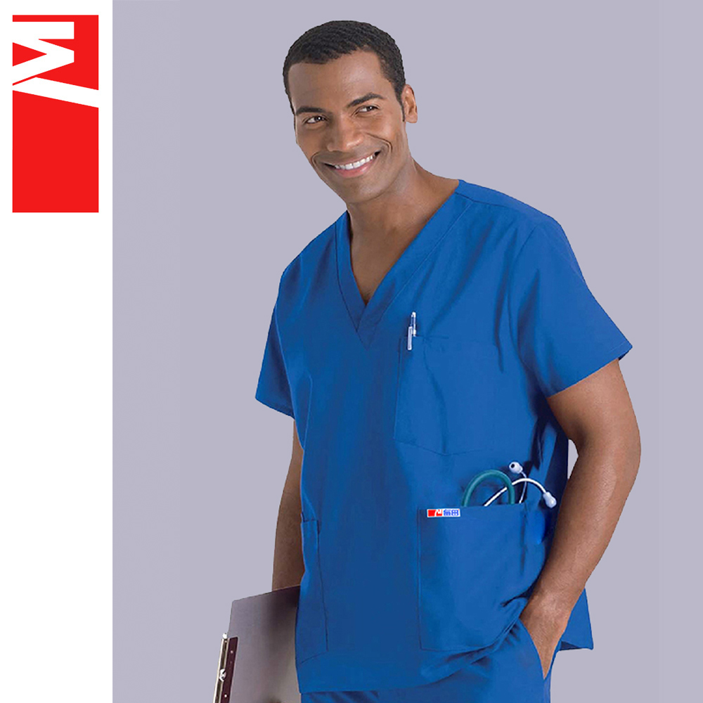 M/handwashing clothes each field operating room doctors and nurses surgery yishua hand clothes isolated points body suit ( 001 # male)
