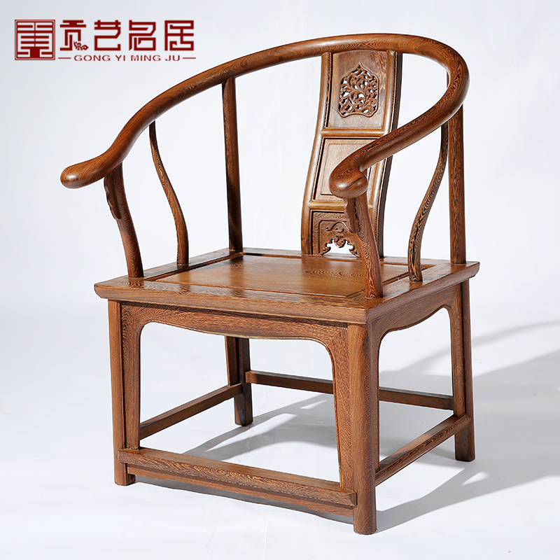 ... Mahogany furniture wenge wood antique chinese wooden chairs around the  chair tuba around the chair armchair - China Wooden Antique Chair, China Wooden Antique Chair Shopping