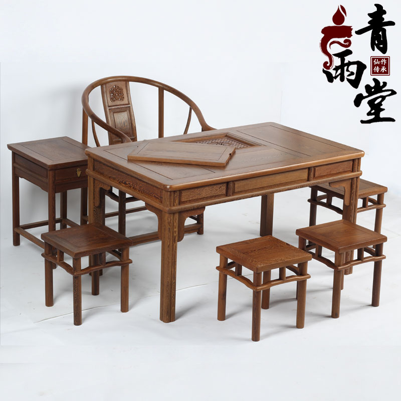 Mahogany tea table tea table wenge wood tea table and chair combination of mahogany tea sets tea wood tea table and chair combination furniture