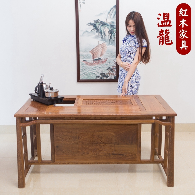 Mahogany tea table wenge wood tea table chinese wenge wood cooker coffee table wenge wood mahogany furniture