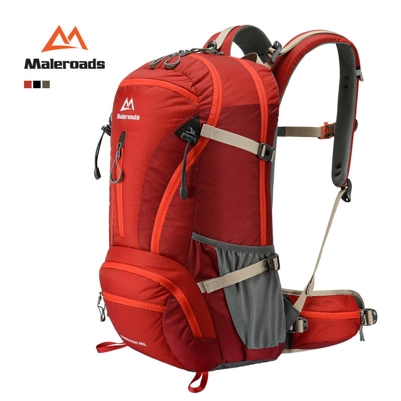 Mai lushi outdoor backpack shoulder bag 2015 spring new men outdoor hiking mountaineering bag shoulder bag