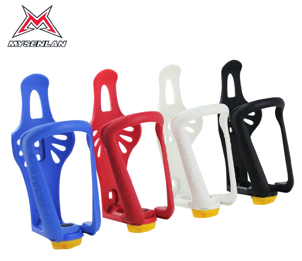 Mai senlan genuine adjustable bicycle water bottle holder cup holder bike riding mountain bike water bottle holder equipment
