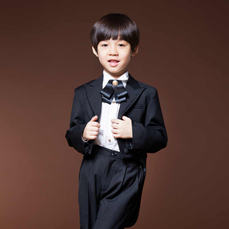 Male summer male children dress flower girl dresses costumes boys dress suit summer wedding dress flower girl dresses