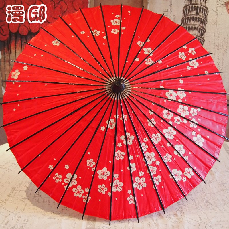 Man di antique chinese fuzhou specialty tung oil paper umbrella craft umbrella dance umbrella wedding photography props decorations