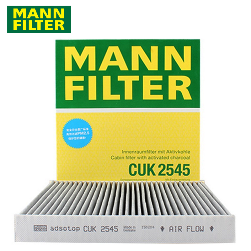 Mann air conditioning filter new passat magotan sagitar touran tiguan golf 6/7 bora lavida lang lang border line