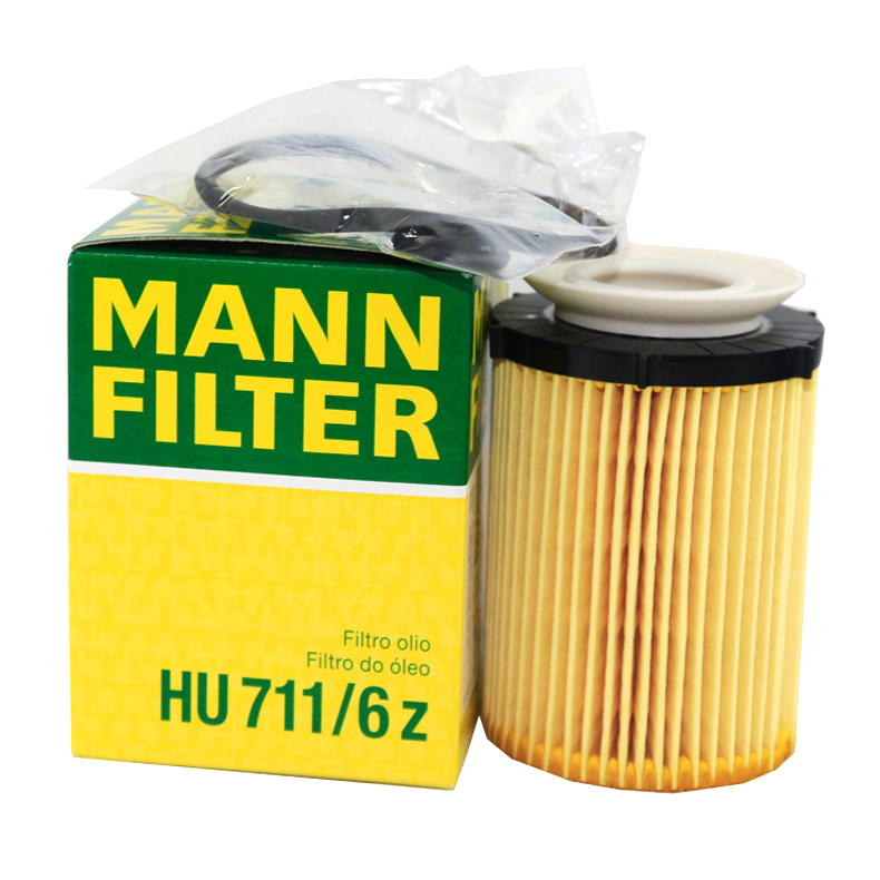 Mann oil filter new benz a/b/c/e class cla/gla/glk class machine filter oil Gretl hu711/6z