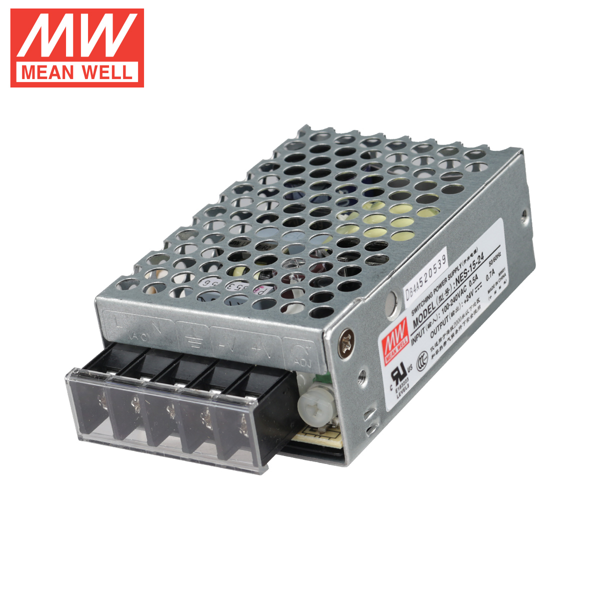 [Meanwell authorized total generation] genuine taiwan meanwell switching power supply nes-15-24 15 w 24 v 0.7a