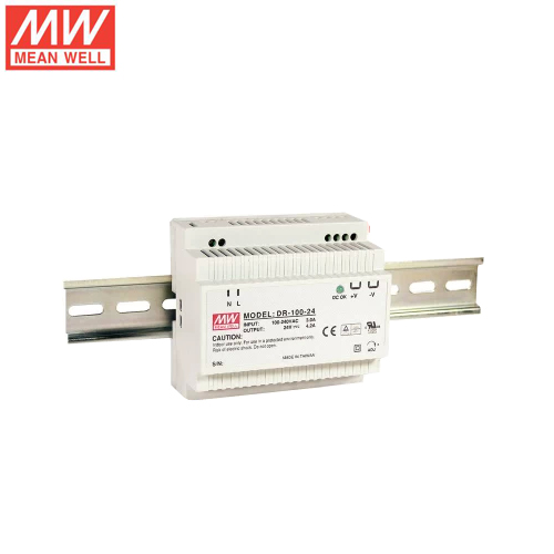 [Meanwell authorized total generation] taiwan meanwell switching power supply 100 w DR-100-12 12v7. 5a rail type