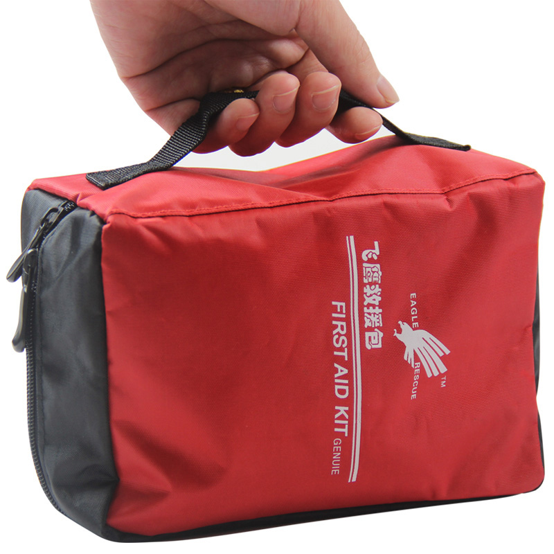 Medical travel first aid kit rescue package car car family home outdoor portable first aid kit emergency kit bag